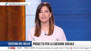 """Custodi del bello su SkyTG24: la rubrica """"Timeline"""" dedicata al progetto di Milano, Roma e Firenze"""